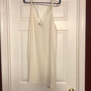 White Top Shop Dress